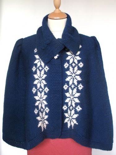 Snowflake cape kit